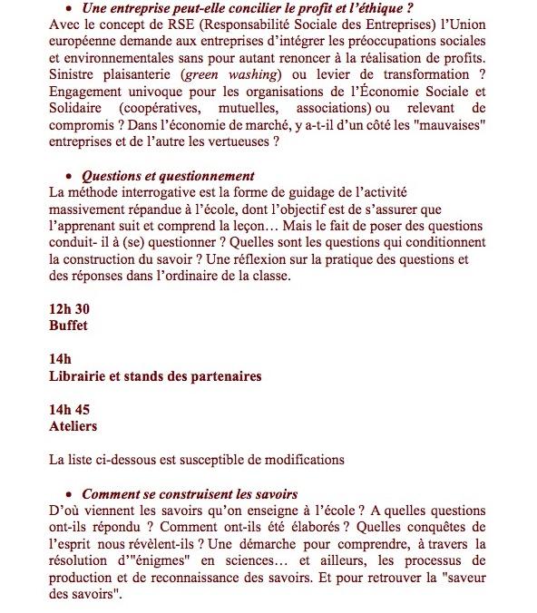 Presentation Colloque 8